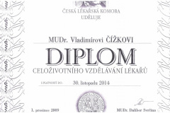 Diplom celoživotního vzdělávání (do 2014)